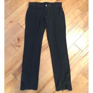 Athleta Pants - Athleta Ankle Pants Zip Ankle  Size 6T